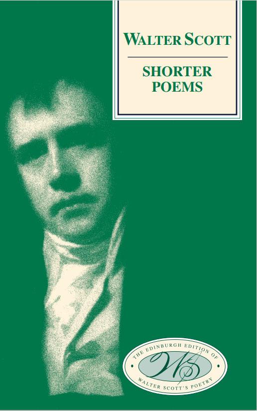 Edinburgh Edition of Walter Scott's Poetry