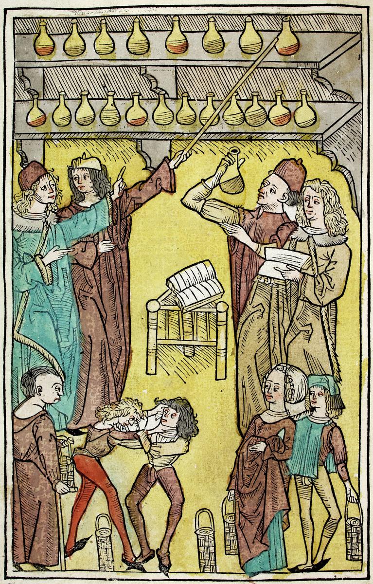 Ortus sanitatis.<br /><br />