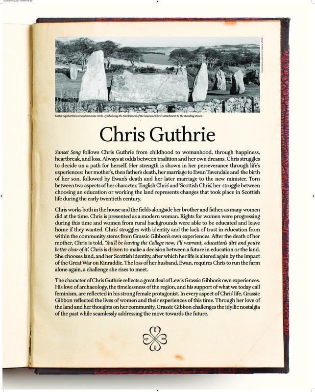 Chris Guthrie - Interpretive Panel