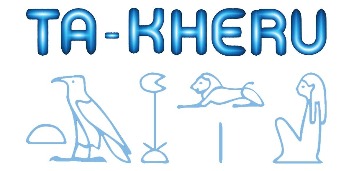 Ta Kheru title