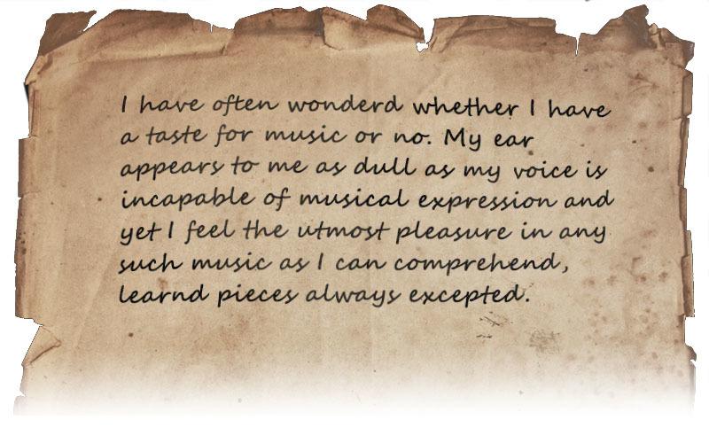 Walter Scott quotation