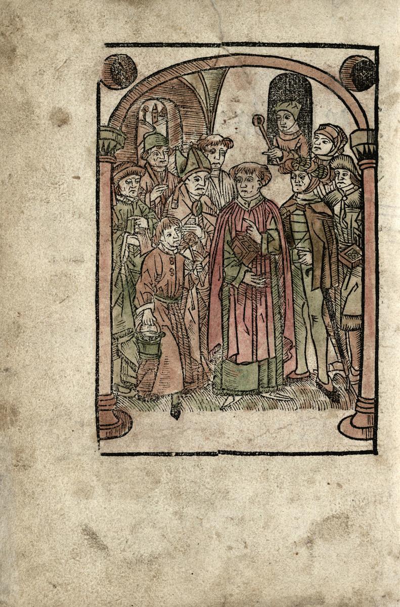 De lamiis et phitonicis mulieribus.<br /><br />