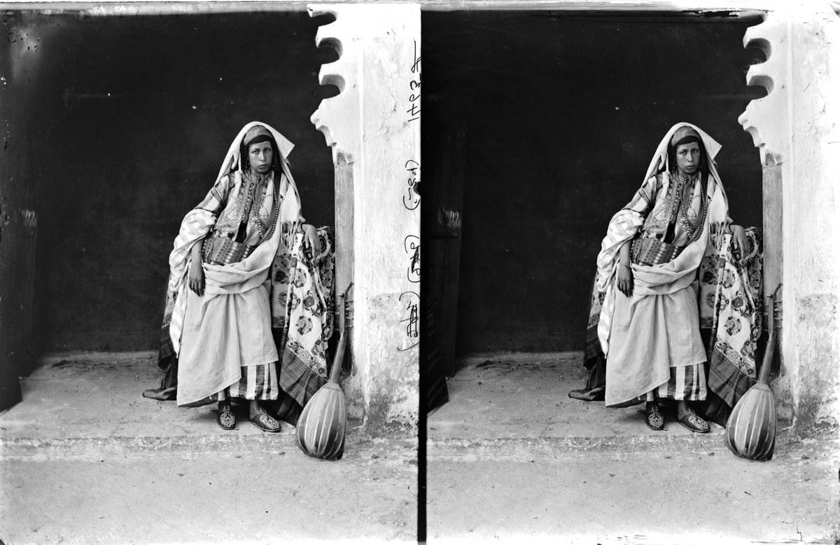 Moorish Girl of Richer Class