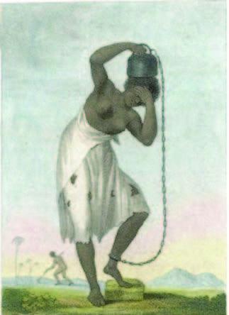 Woman slave