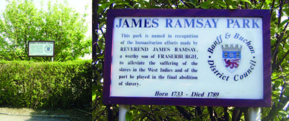 James Ramsay park