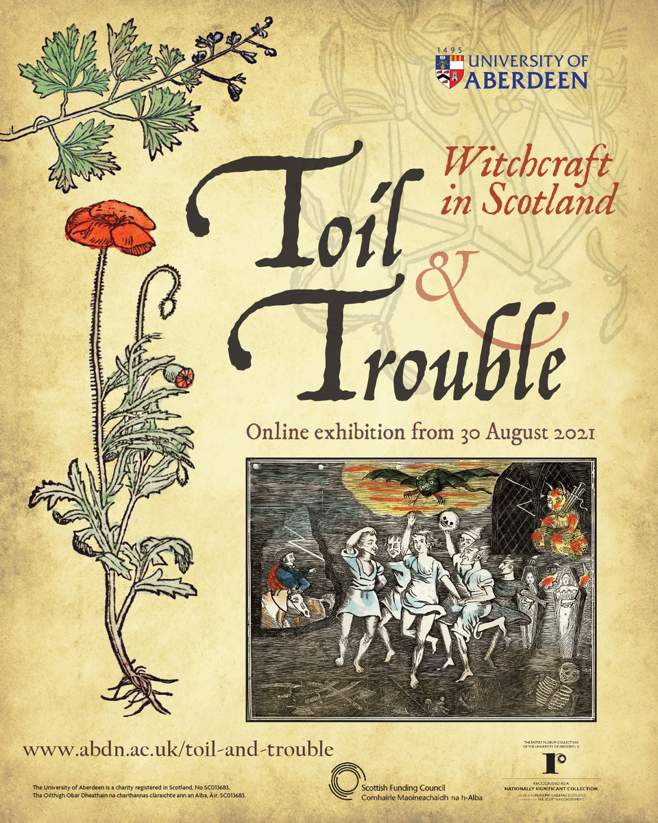 Toil and Trouble poster