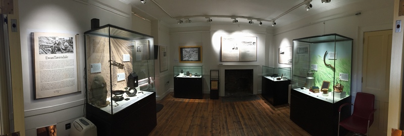 West gallery
