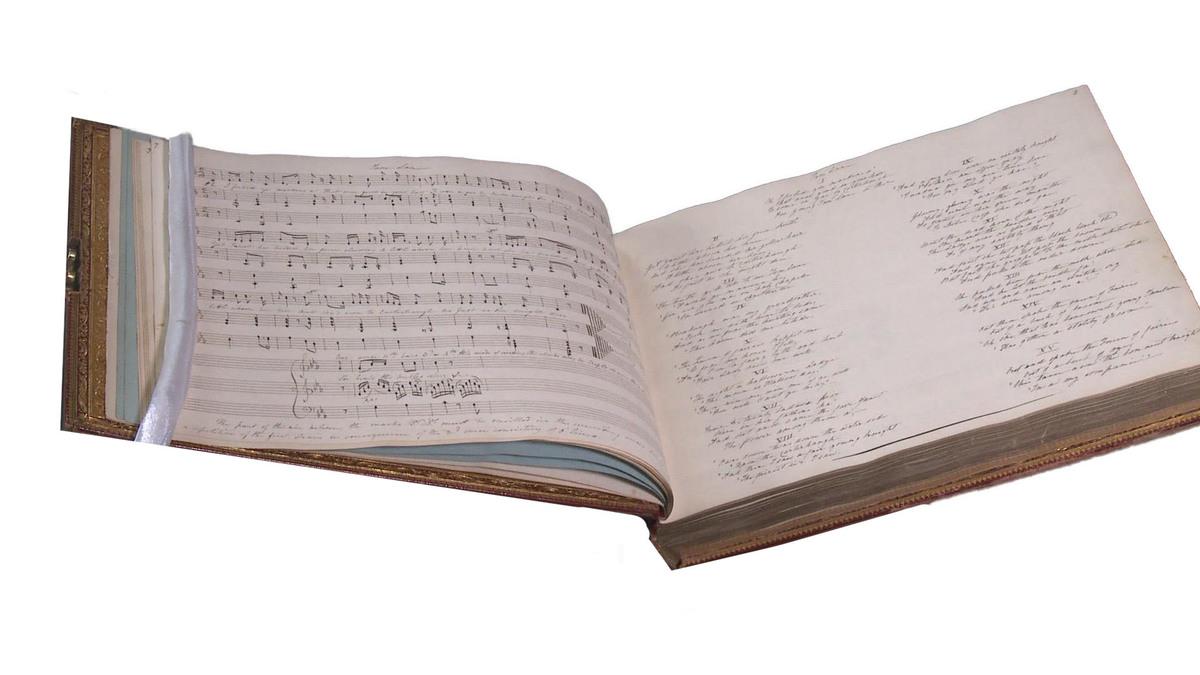 Sophia Scott's songbook