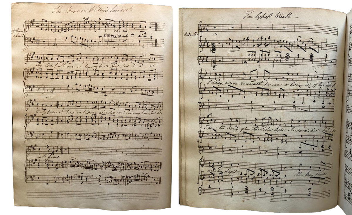 Jane Austen songbook