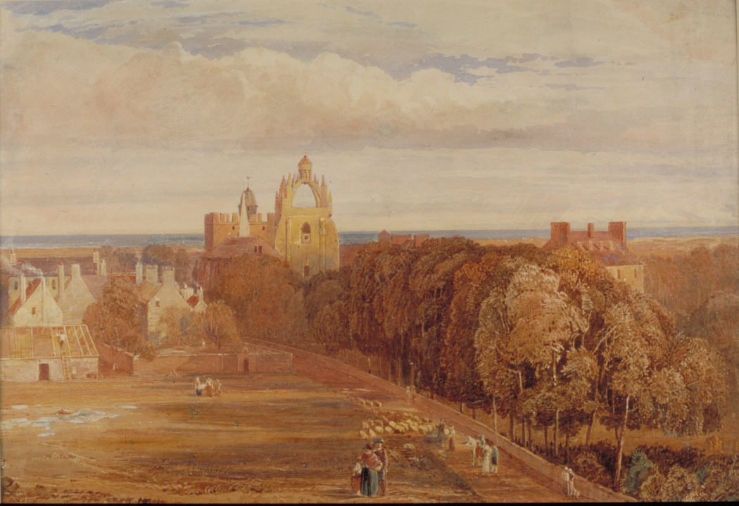 Painting, Old Aberdeen