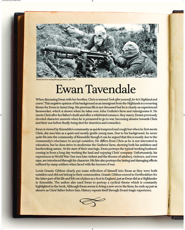 Ewan Tavendale - Interpretive Panel