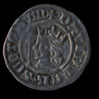 Coin Penny 1 Pence