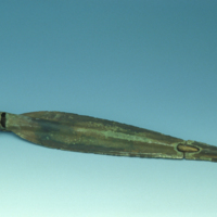 Spear Head (Pegged & Socketed)