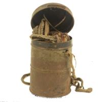 gasmask cannister