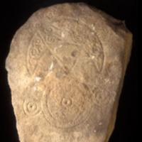 Pictish.stone symbol.stone