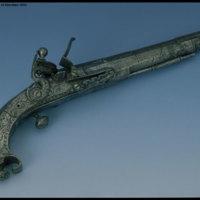 Gun Pistol Flintlock Pistol