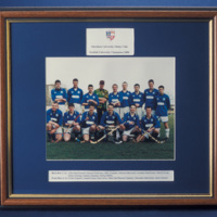 Picture Photograph (Shinty Team)