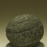 Carved Stone Ball Ball Stone Ball
