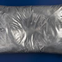 Silver Moon Pillow