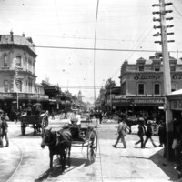 Rundle Street from Hindley Street Adelaide GB 0231 MS 3792 A02206.jpg