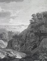 Hypogaei, or sepulchral caverns of Tarquinia the capital of antient Etruria.